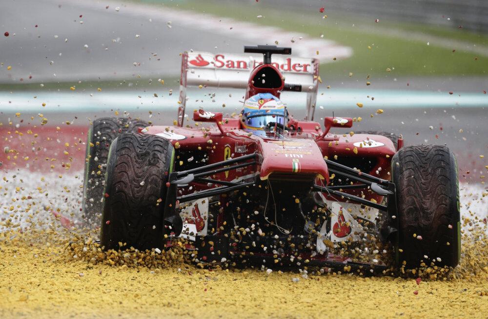 FIA inseneride tiim hakkab vormel 1 uutes reeglites auke otsima