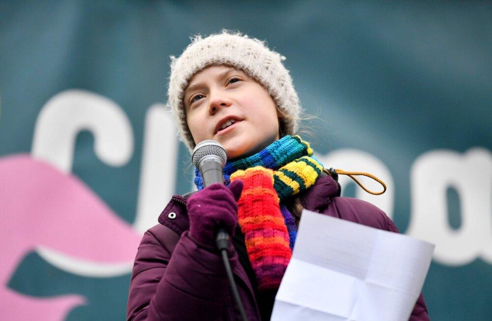 Greta Thunberg on kindel, et tal oli koroonaviirus: kliimaaktivistil on tähtis sõnum ka teistele noortele