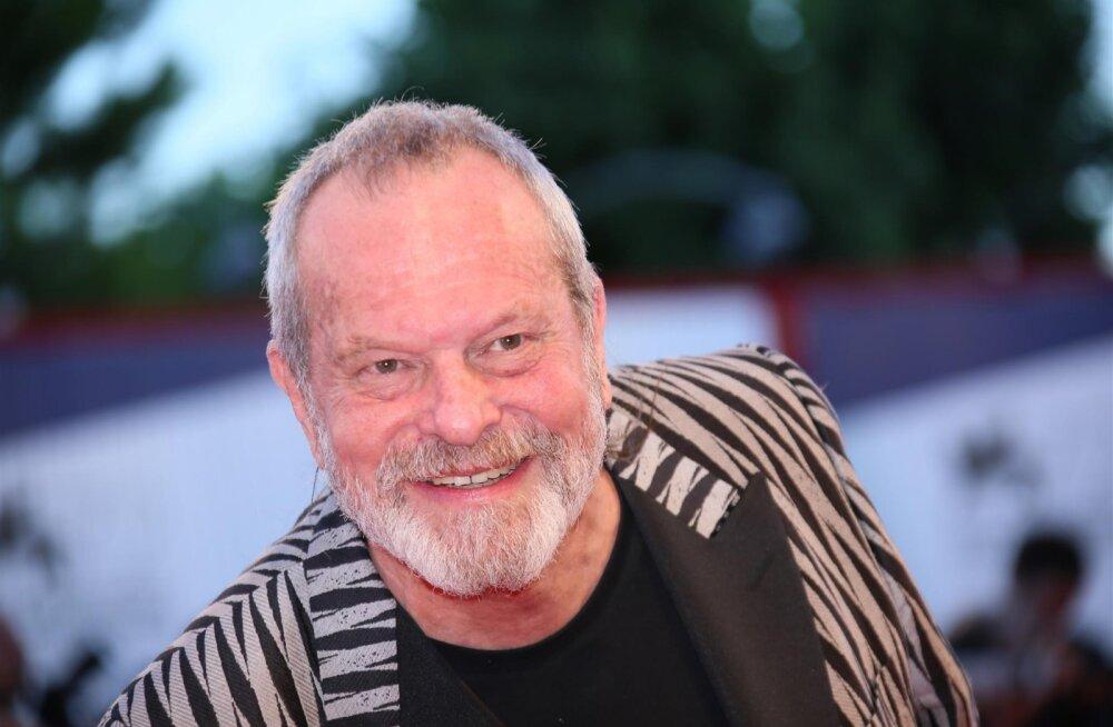 "Terry Gilliami ""The Man Who Killed Don Quixote"" sattus jälle probleemide küüsi"