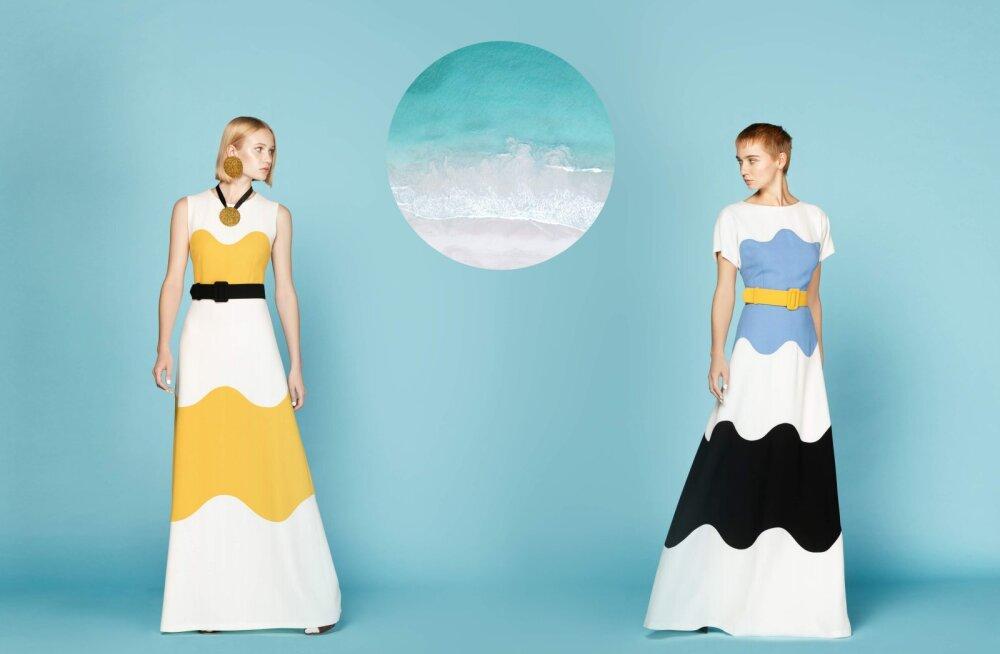 FOTOD: Lilli Jahilo kollektsioon on müügil Ameerika luksuskaupade veebikaubamajas