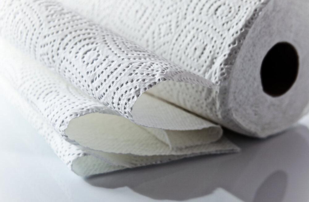 Kas teadsid? 7 asja, mida sa ei tohiks pabersalvrätikutega mitte kunagi teha