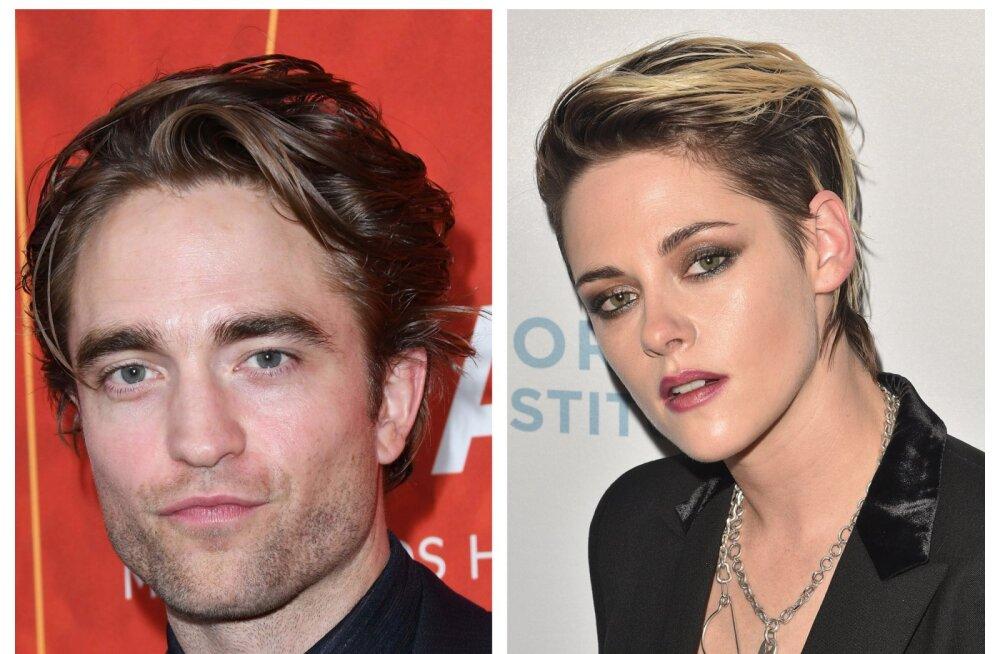 """""""Twilighti"""" täht Kristen Stewart: tahtsin Robert Pattisoniga abielluda"""