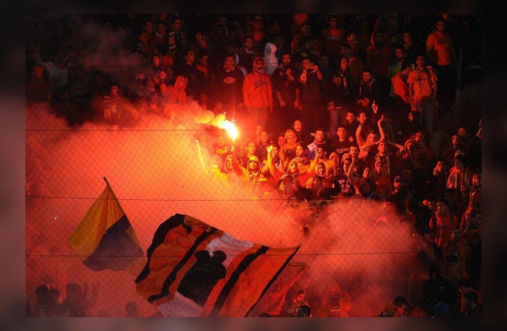 APOEL-i fännid, jalgpall