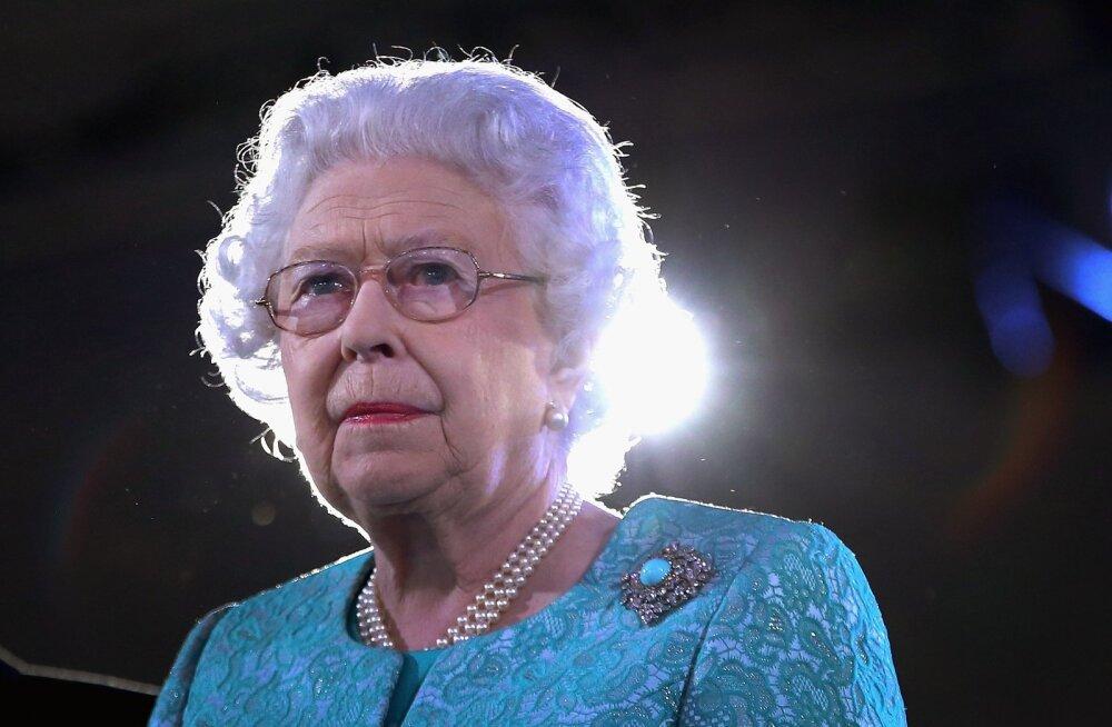 Britain Queen Birthday