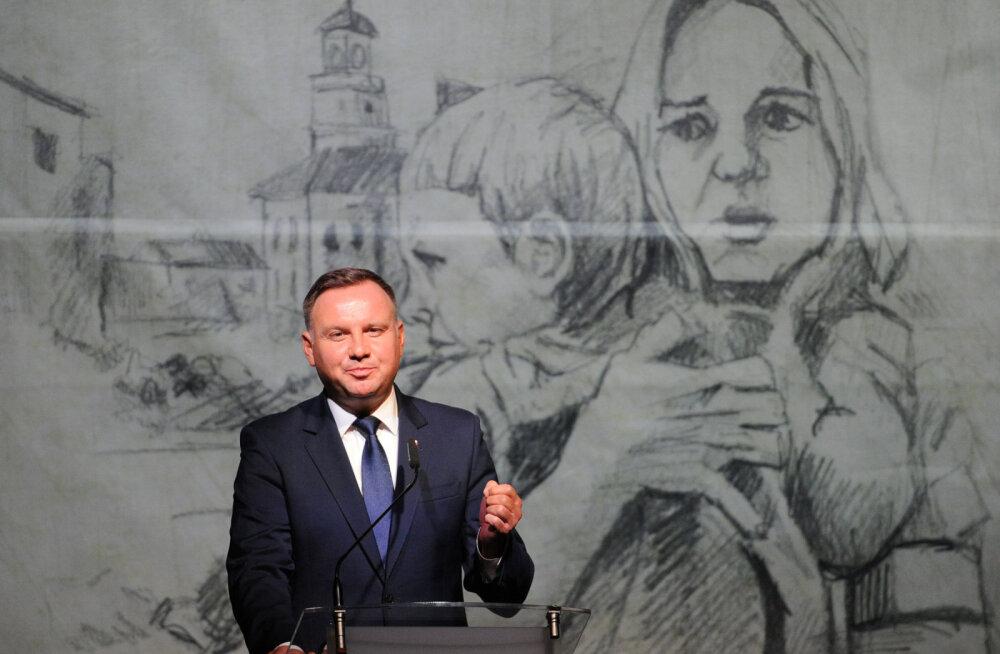 80 лет началу Второй мировой: польский президент рассказал о планах Гитлера и Сталина по уничтожению Польши