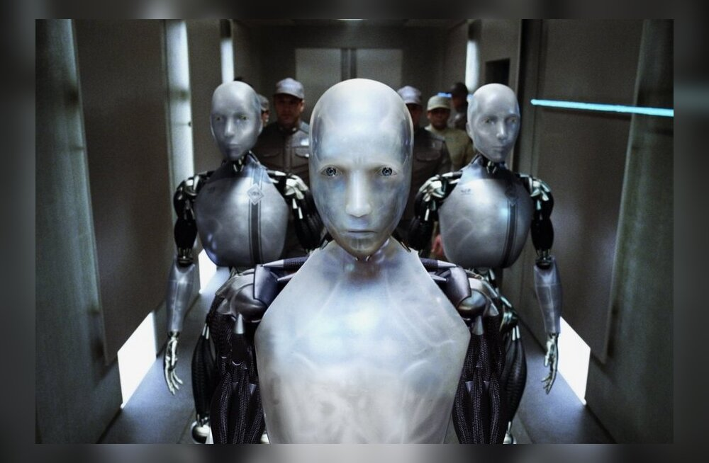 Esimene robot valmis juba 400 aastat enne meie ajaarvamist