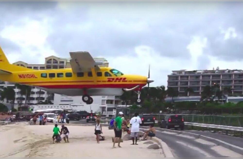 NÄRVEKÕDITAV NIMEKIRI   Need on maailma kõige ohtlikumad lennujaamad. Kas ikka õnnestub maanduda?