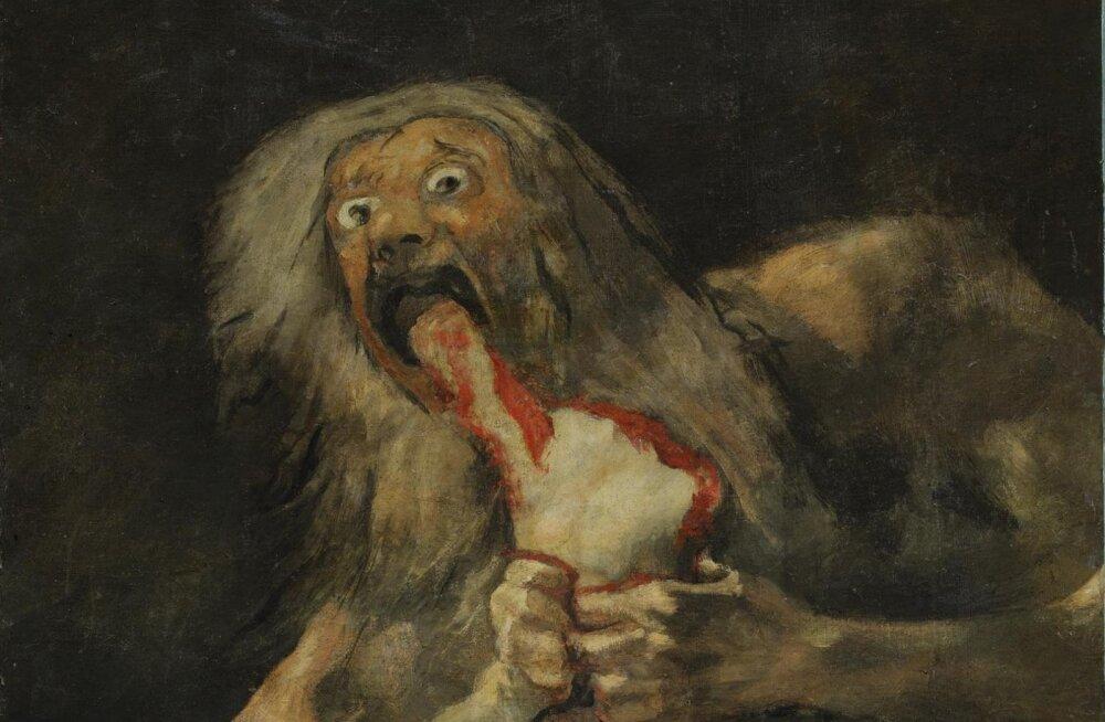 Шедевры с подвохом: 10 очень страшных картин в мировой живописи
