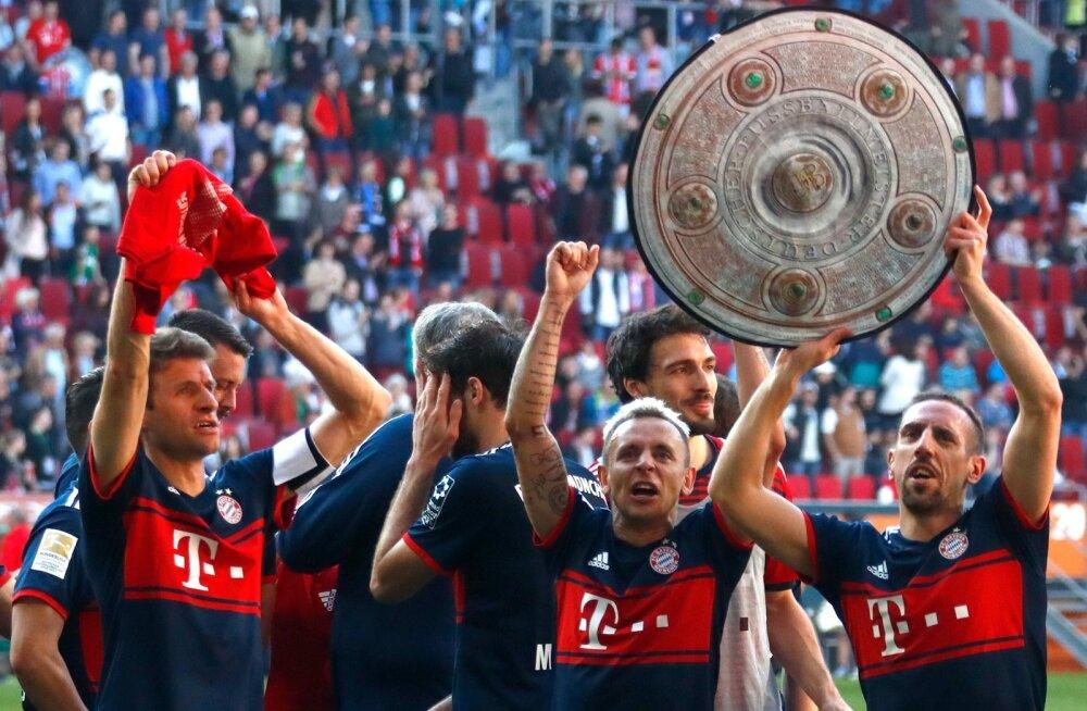 Saksamaa meister Müncheni Bayern.