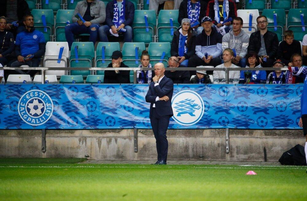 Karel Voolaid palus Hollandi peatreeneri ees Taijo Teniste teo tõttu vabandust