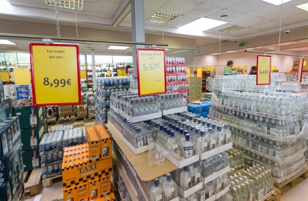 Hoogne piirikaubandus on pannud maksuameti Lõuna-Eesti söögikohti kontrollima