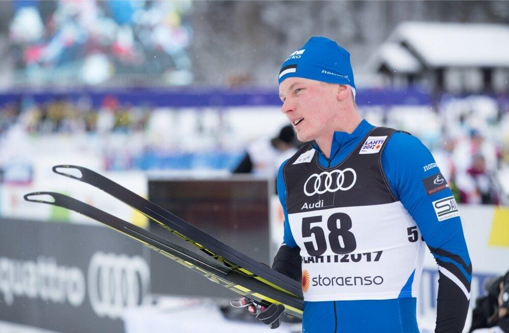 Lahti MM suusasprint