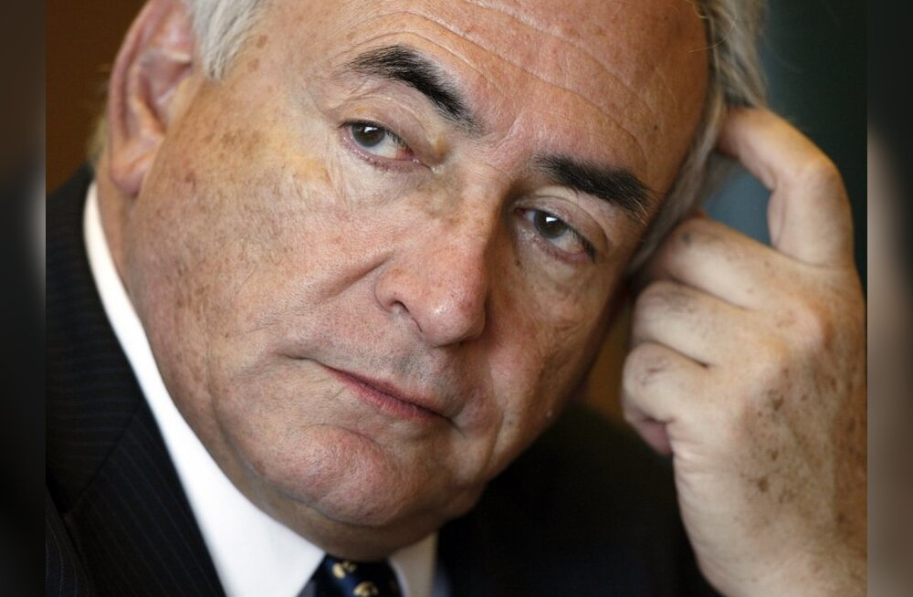IMF: Strauss-Kahni vahistamine ei ole fondi teovõimet halvanud