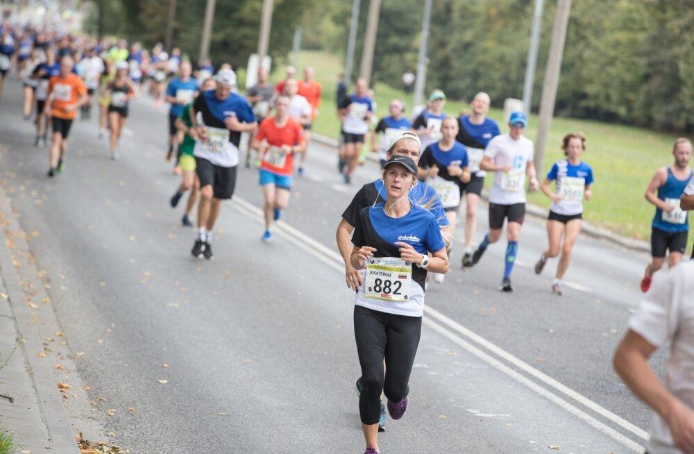 Tallinna Maraton 2018
