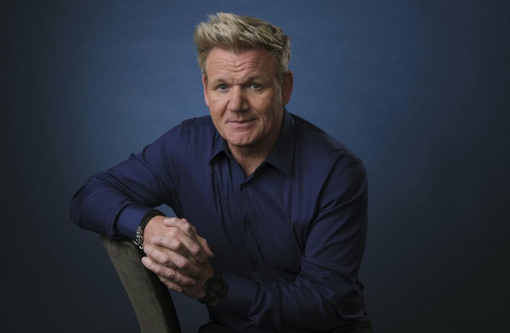 Gordon Ramsay ei anna alla: maailmakuulus kokk esitas uue taotluse Eestist pärit iglu soetamiseks