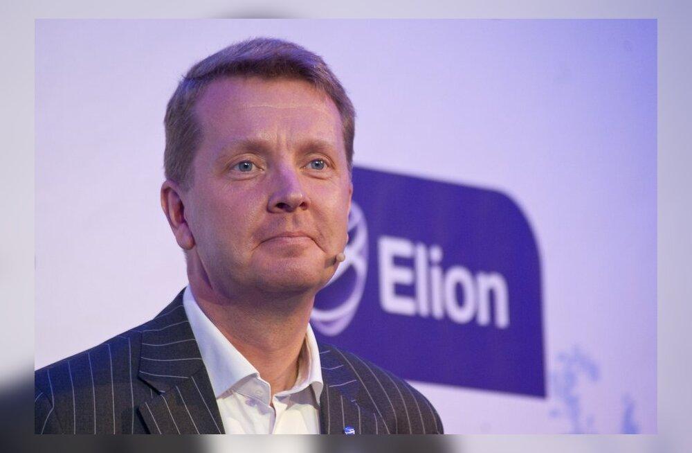 Valdur Laid lahkub Elionist TeliaSonera Soome äriüksust juhtima