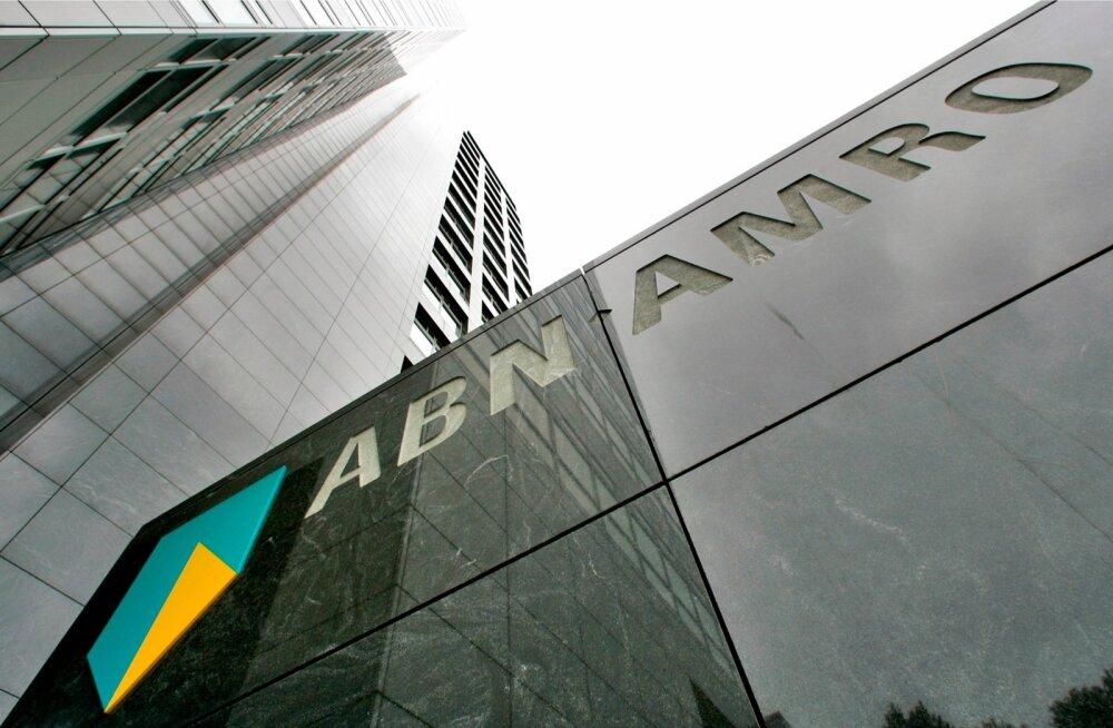 Rahapesuteated panid kahe Hollandi panga aktsiad kukkuma