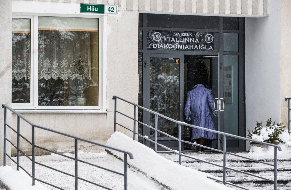 Tallinna Diakooniahaigla
