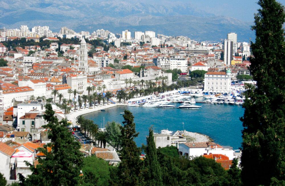 Otselennud Lõuna-Prantsusmaale ja Horvaatiasse Spliti tulevad taas