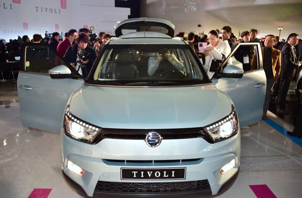 Eesti turul hakatakse müüma uut automarki