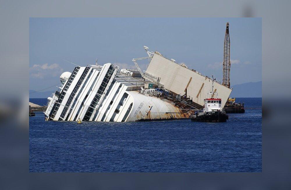 Uuring: miks ja kus laevad tänapäeval upuvad?