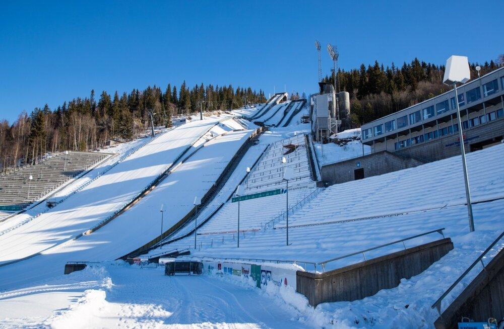 Lillehammeri olümpiarajatised 2017 aastal