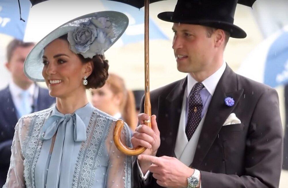Стали известны детали брачного договора Кейт Миддлтон и принца Уильяма
