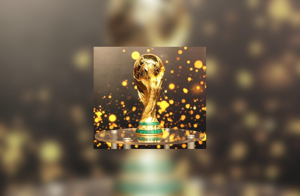 FIFA jalgpalli MM-i võitjakarikas