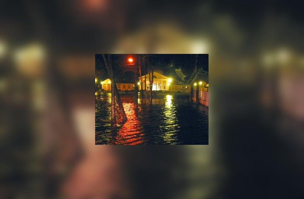 Supeluse tänav, Pärnu üleujutus