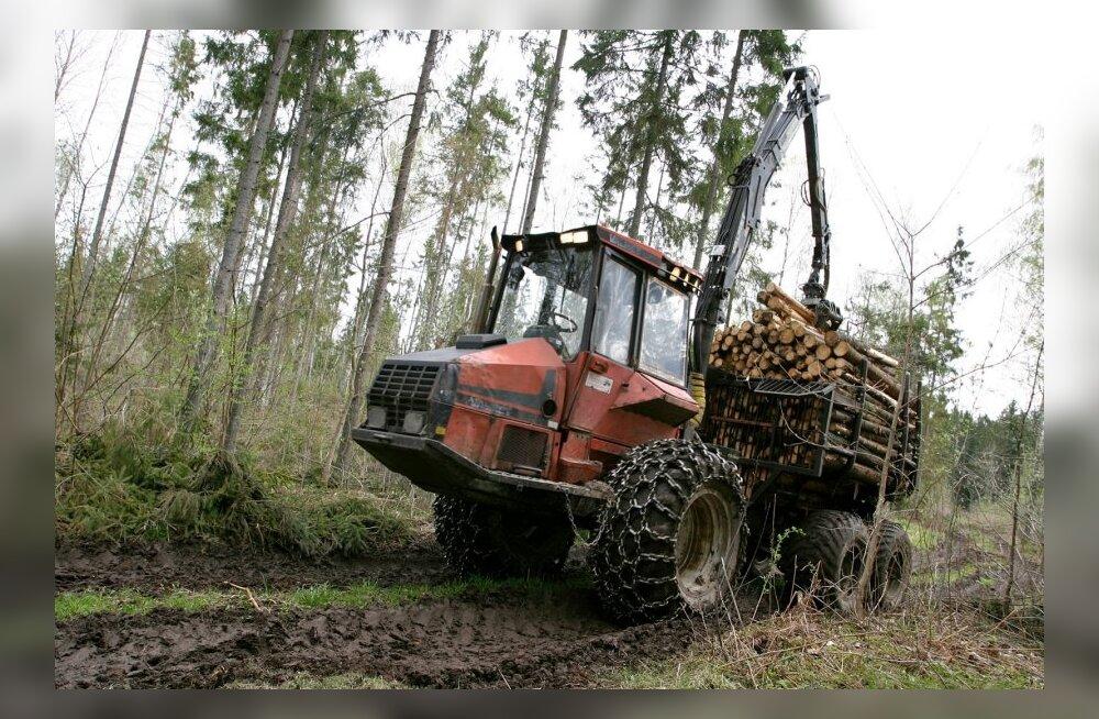 Metsamaad ostab see, kes ka majandab