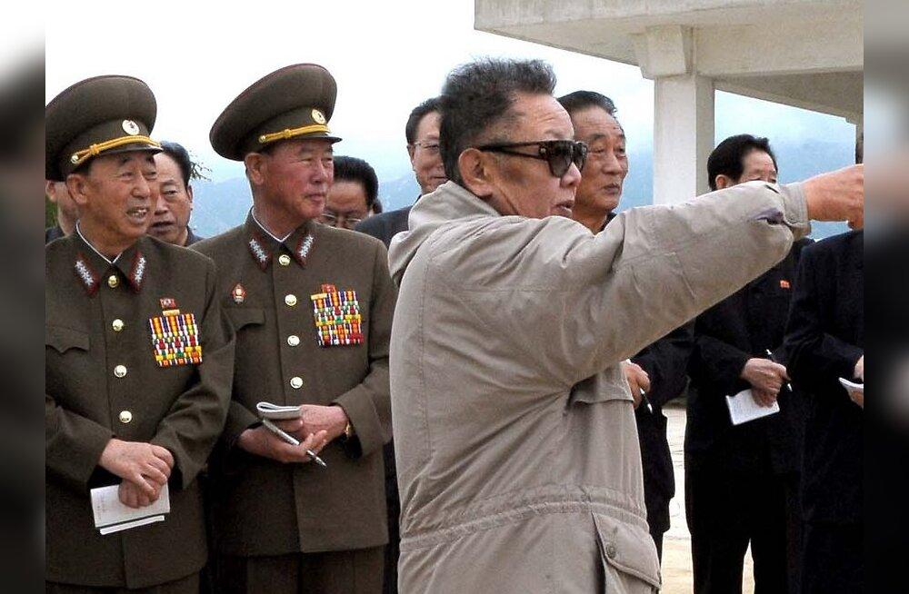 P-Korea uhkustas ameeriklaste ees oma tuumavõimsusega