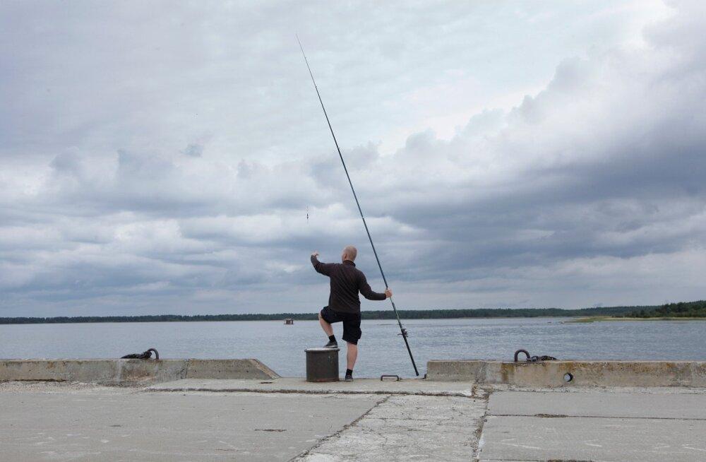 Mullune ilm mõjutas Eesti väikejärvede kalastikku