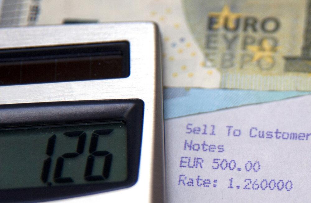 PALGAKALKULAATOR | Vaata järele, kui palju palka sinu pangakontole uuel aastal laekuma hakkab