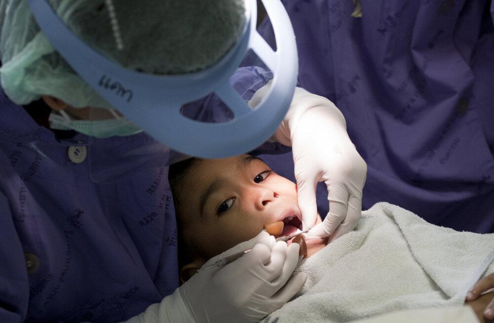 Hambaraviettevõtete turu käive jäi mullu sisuliselt samale tasemele