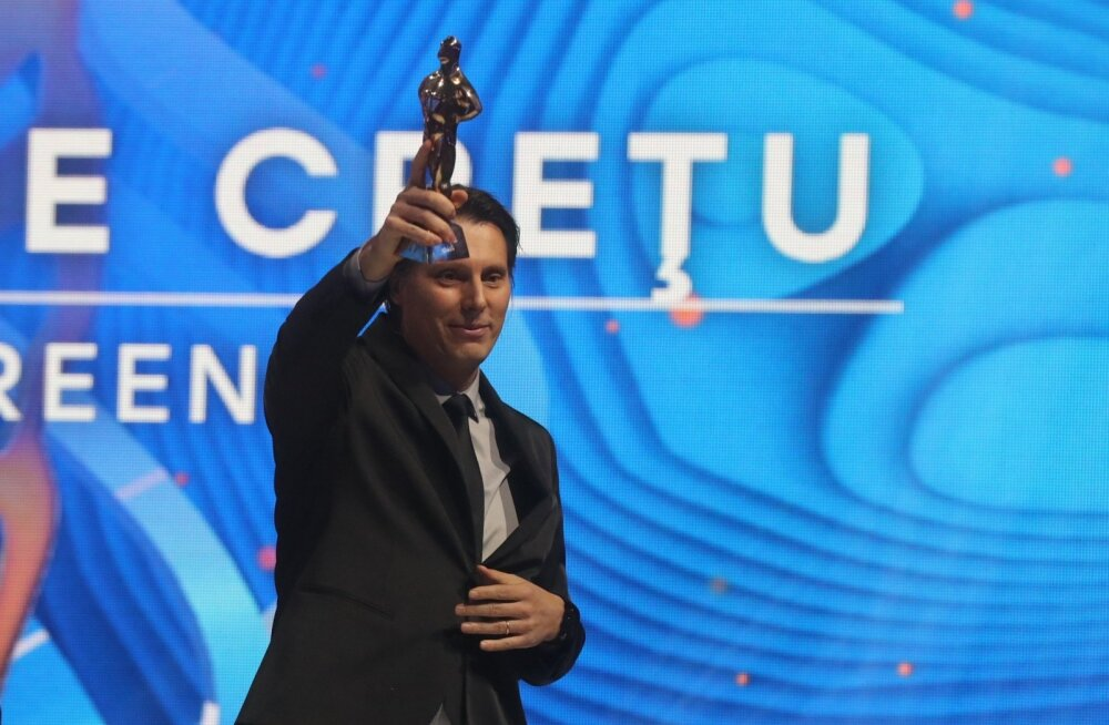 Aasta treeneriks valitud Cretu lõpetas uhke kõne kuulsa eestikeelse tsitaadiga