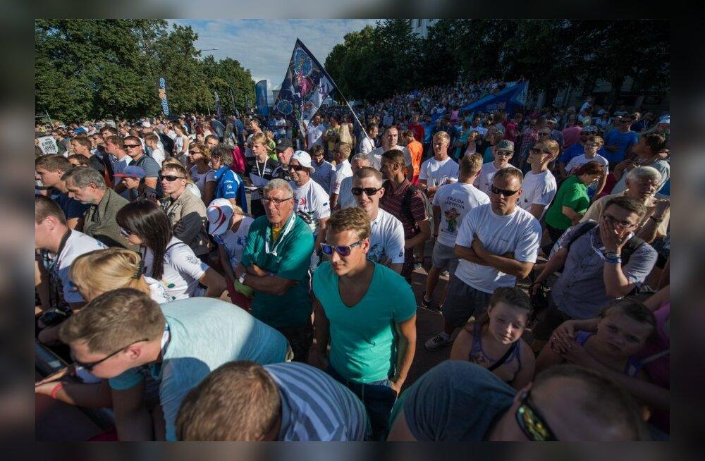 Rally Estonia 2014. esimene päev