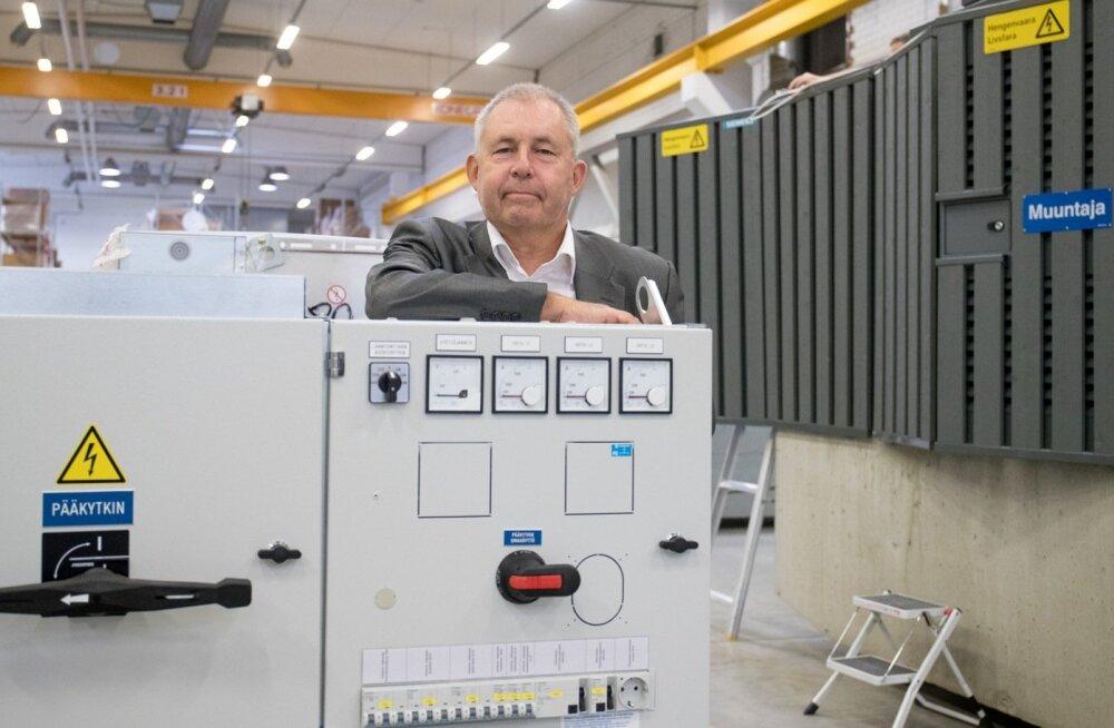 Andres Allikmäe juhitav Harju Elekter suurendab kiiresti tegevusmahtu ja otsib ülevõtmisvõimalusi.