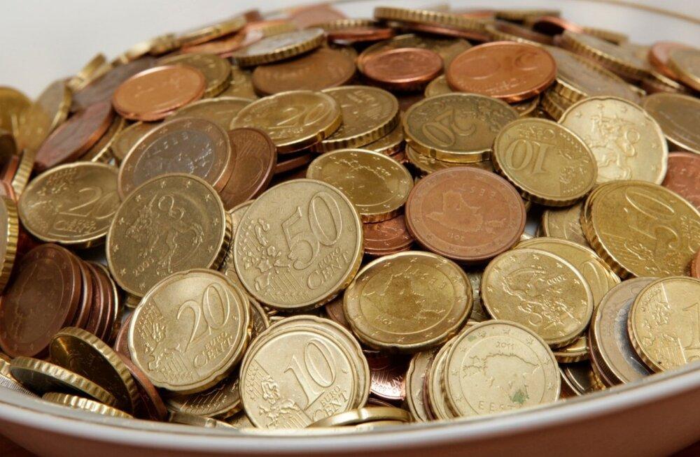 Euromündid.