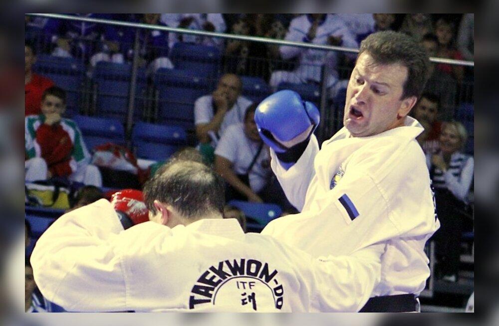 Kõlvarti õpilased tõid võitluskunsti olümpiaadilt mitu kuldmedalit