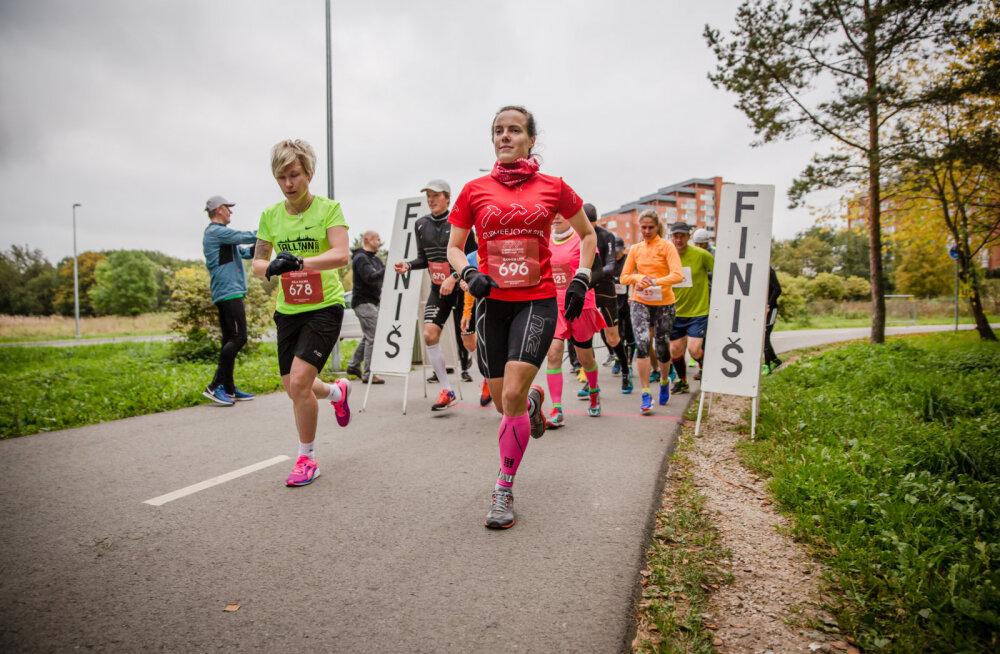 В Силламяэ организуют суточный забег с промежуточным финишем на дистанции 100 километров. Это не опасно?