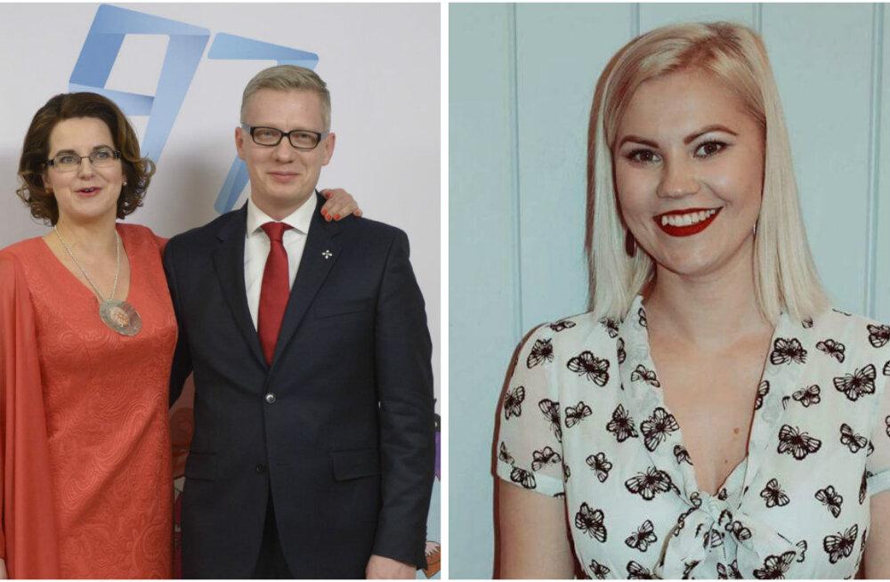 Kadrina kihab: Liisa Pakosta mehel Jaanus Reisneril on noor armuke?
