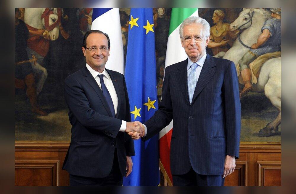Itaalia ja Prantsusmaa arvates ei tehta kriisiga võitluseks piisavalt