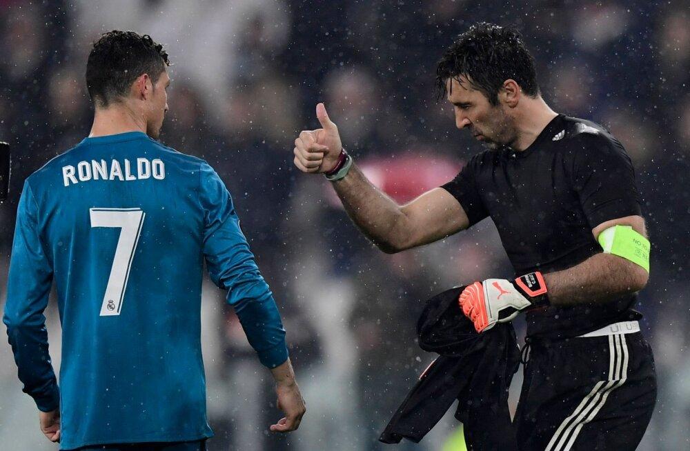 VIDEO | Ronaldo värav meeldis nii Juventuse peatreenerile kui ka publikule