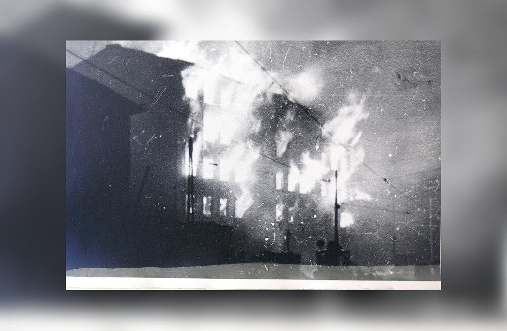 Jaak Juskega kadunud Eestit avastamas: kuidas soomlased Tallinna 1944. aasta märtsis täielikust hävingust päästsid
