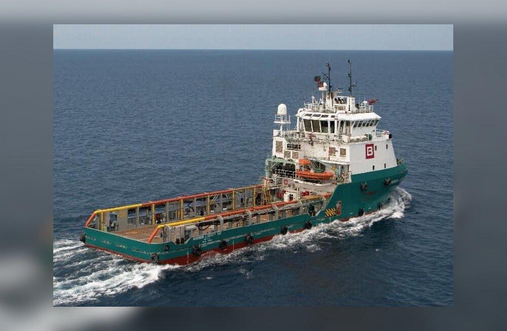 Nigeeria rannikul võtsid piraadid pantvangi Eesti meremehe