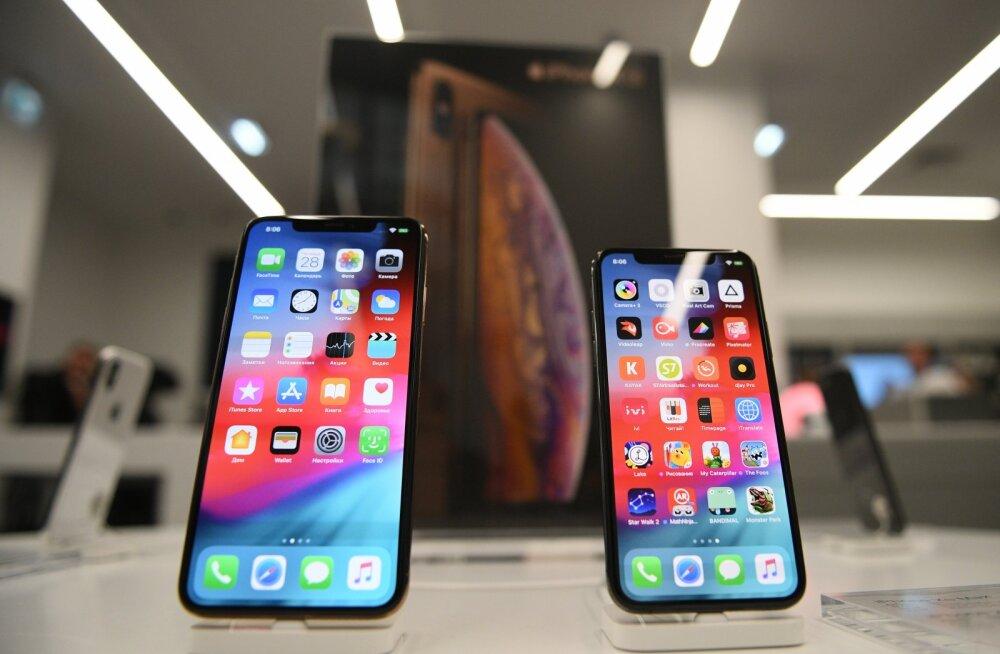 Raha nagu raba: eestlased ostsid kõik uued hirmkallid iPhone'id ära!