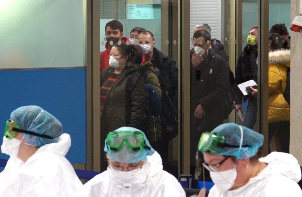90 riiki, üle 100 000 nakatunu: maailm heitleb Covid-19 üha kiirema ja laiema levikuga