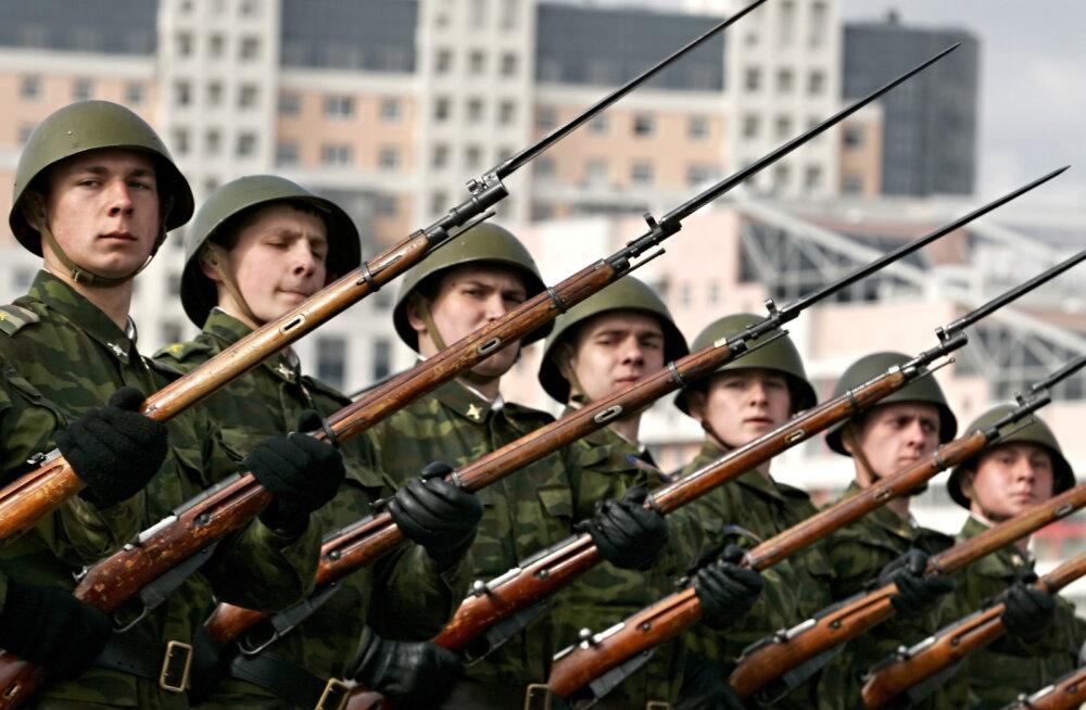 Путин может отменить парад 9 мая
