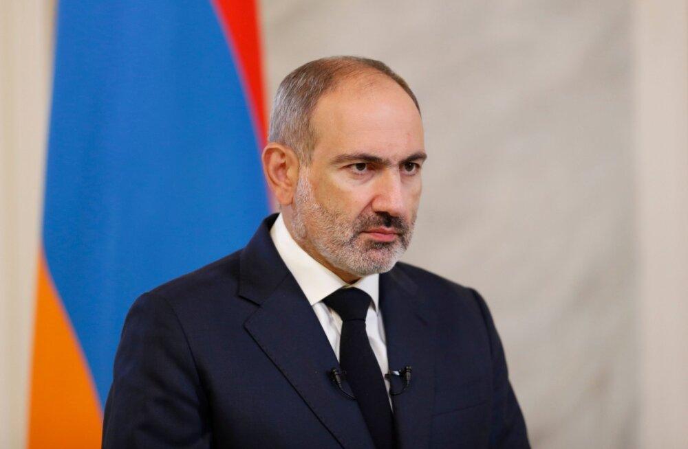 Armeenia peaminister hoiatas Euroopat: türklased on varsti jälle Viini all