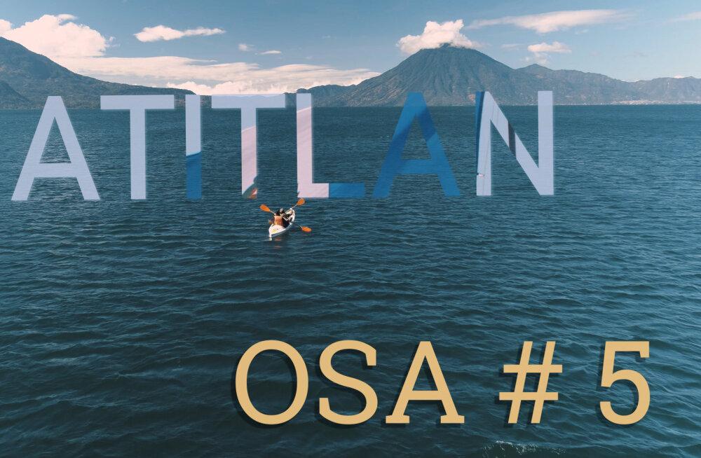 MÜSTILINE GUATEMALA | Maagiline Atitláni järv ja öine õuduste mägitee